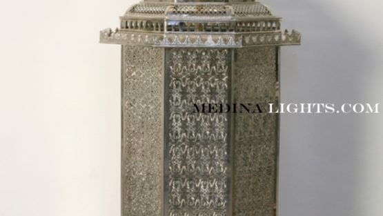 Barss Lamp - Moroccan Lighting, Moroccan Lanterns, Moroccan Lamps, Moroccan Chandeliers