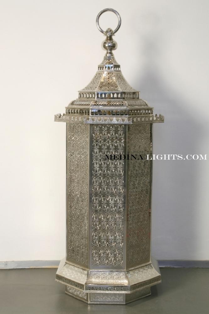 Brass Lamp 1