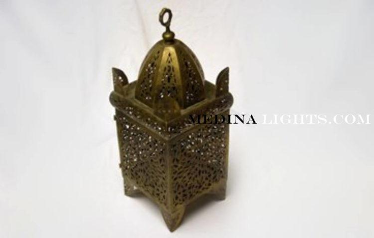 Brass Lamp 10
