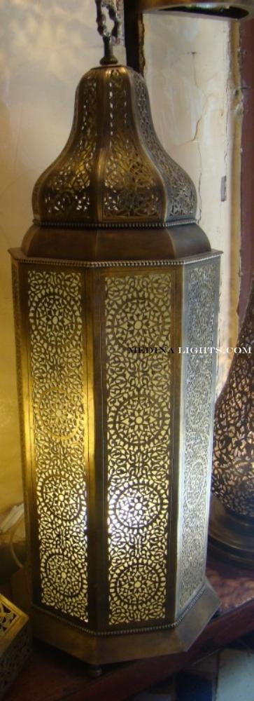 Brass Lamp 2