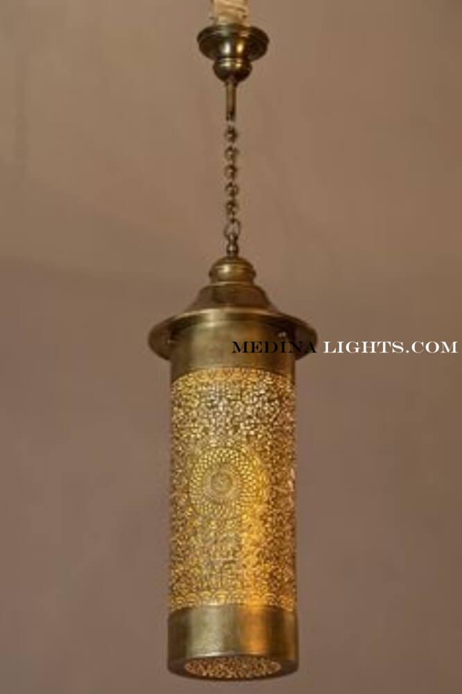 Brass Chandelier 15
