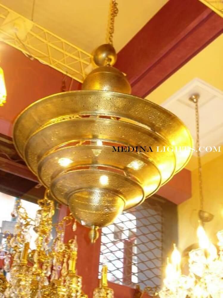 Brass Chandelier 63