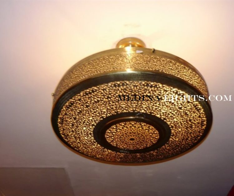 Brass Chandelier 93