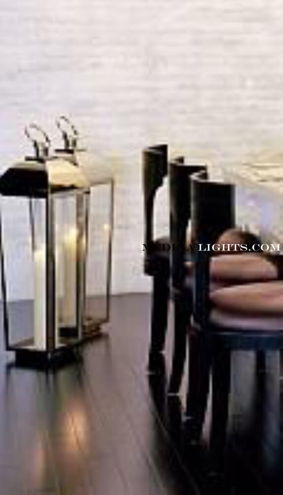 Glass Lamp 26