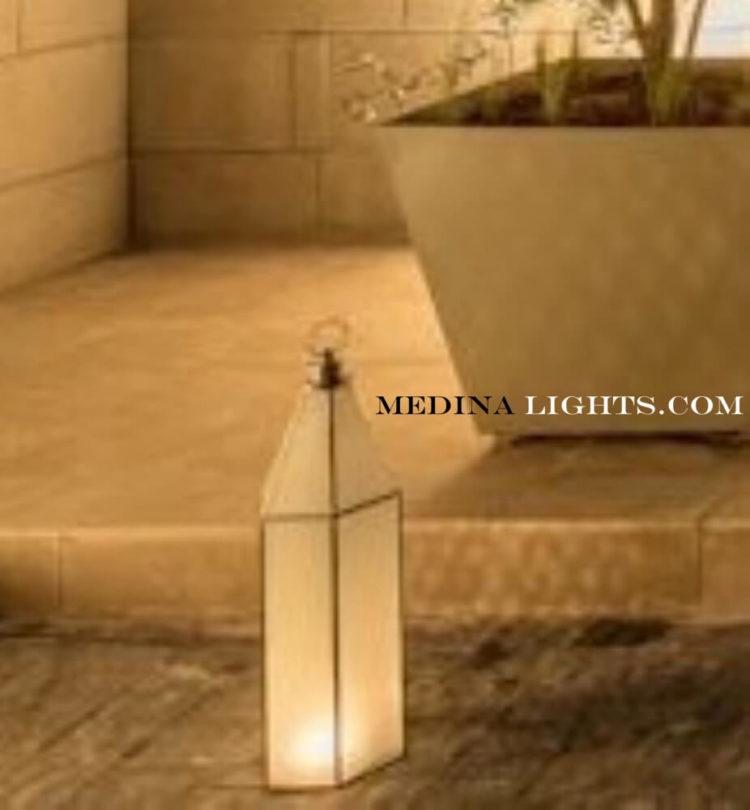 Glass Lamp 28