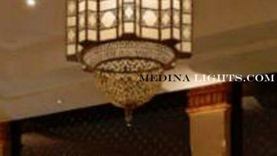 Glass Pendant - Moroccan Lighting, Moroccan Lanterns, Moroccan Lamps, Moroccan Chandeliers