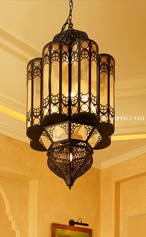 Glass Chandelier 32