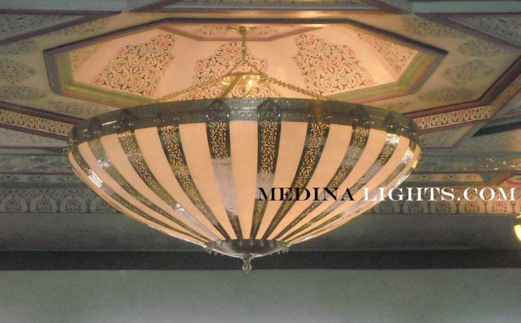 Medina lightsmoroccan lightinglanternslampschandeliers glass pendant moroccan lighting moroccan lanterns moroccan lamps moroccan chandeliers aloadofball Image collections