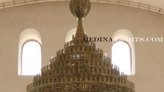 Large Chandelier - Moroccan Lighting, Moroccan Lanterns, Moroccan Lamps, Moroccan Chandeliers